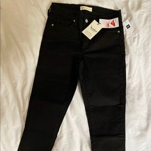 Gap High Rise True Skinny Jeans